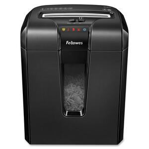 Fellowes® PowerShred® 63Cb 10-Sheet Cross Cut Personal Shredder