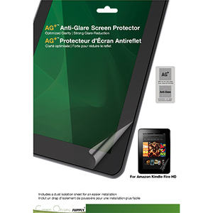 Ag Plus Anti-Glare Screen Cover For 8.9in Amazon Kindle Fire / Mfr. No.: Rt-Spakf8902hd