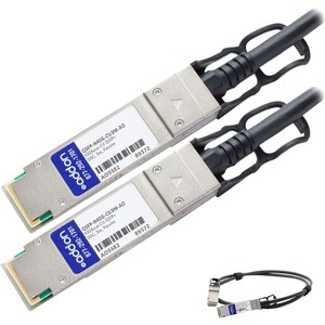 3m 40gbase-Cr4 Qsfp+ Direct Attach Passive Copper Cable / Mfr. No.: Qsfp-H40g-Cu3m-Ao