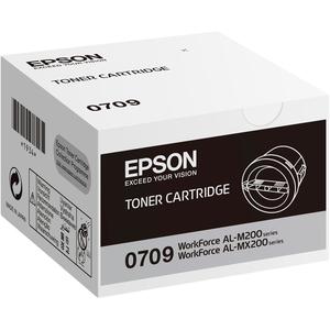 Epson 0709 - Noir - original - cartouche de toner - S050709