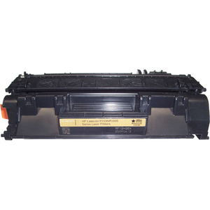 Black Toner Cart For Lj Ce505a P2035 and P2055 Ser Standard 2300pg Yi / Mfr. No.: Thk2035a-2n