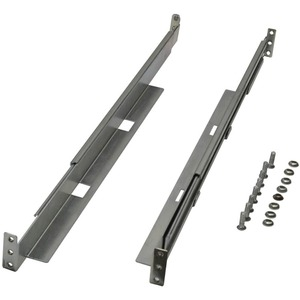 Universal Adjustable Rack Enclosure Cabinet Shelf Kit 1u / Mfr. No.: 4postrailkit1u