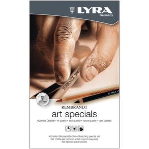 Lyra Art Specials Pencils Assorted 12/set