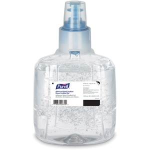 Purell® LTX Advanced Hand Rub Refills 1.2 L 2 bottles/ctn