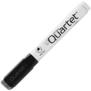Quartet® Classic Low Odour Dry Erase Marker Chisel Tip Black