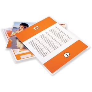 "Swingline® Ultra Clear Laminating Film Pouches 9"" x 11-1/2"" Letter 100/box"