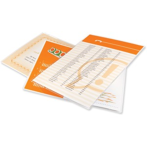 """Swingline® Ultra Clear Laminating Film Pouches 9"""" x 11-1/2"""" Letter 3 mil 100/box"""