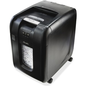 Swingline® Stack-and-Shred 230X 230-Sheet Cross Cut Shredder