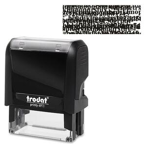 Trodat® Printy 4911 Self-Inking Protection Stamp