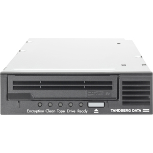 2.5/6.25tb Lto6 Sas Internal Hh Tape Drive Black W/Media / Mfr. no.: 3534-LTO