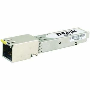 1000base-T Copper Sfp Transceiver