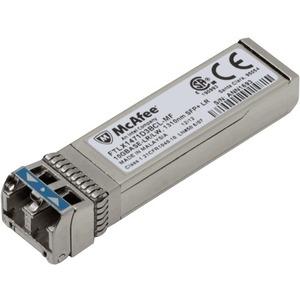 Intel Security SFP+ 10G LR Fiber Trans