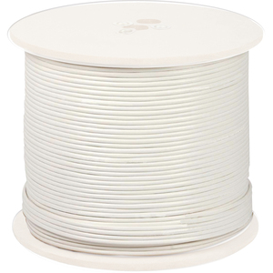 500ft Shield Rg-59 Cctv Cable W Video Power 18 Awg 6.0mm Whit / Mfr. No.: Cab-Rg59w-500vp