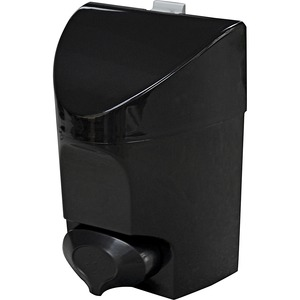 Dura Plus® Liquid Soap Dispenser Black