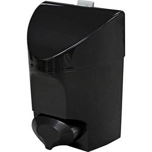 Dura Plus® Liquid Soap Dispenser Black