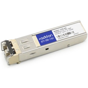 100base-Fx Sfp Lc Mmf 1310nm 2km F/Enterasys 100% Compatible / Mfr. No.: Mgbic-Lc04-Ao