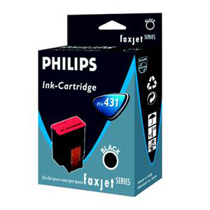 Encre Philips Noire pour Faxjet 325/335/355/365 - PFA431