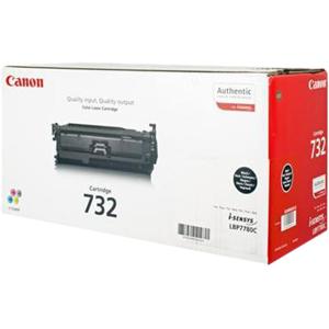 Canon 732 BK - Noir - original - cartouche de - 6263B002