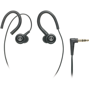 Core In Ear Portable Headphone Full Bass Excellent Detail Blac / Mfr. No.: Ath-Cor150bk