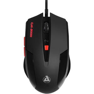 Aluratek Levetron USB Optical Gaming Mouse / Mfr. No.: Agm2000