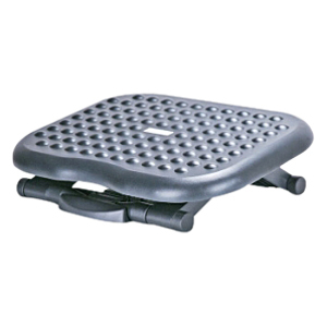 Relaxing Footrest Via Ergoguys / Mfr. no.: FR008