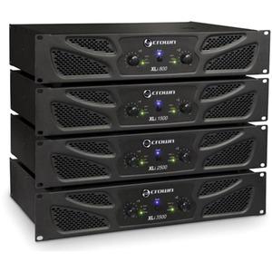 Crown XLi800 Two-channel, 300W @ 4? Power Amplifier