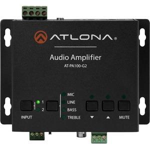 Atlona Stereo/Mono Audio Amplifier