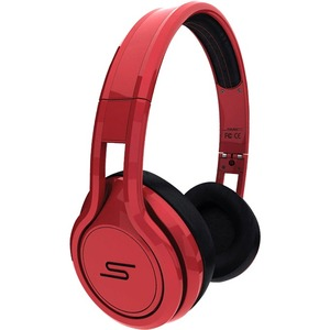 Street By 50 On Ear Wired Headphones / Mfr. No.: Sms-Onwd-Red