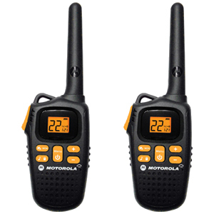 Md207r Talkabout 2way Radios 20mile Black Nimh Charger / Mfr. No.: Md207r