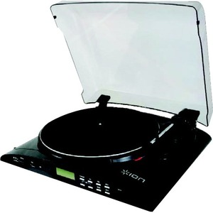 ION Pro Flash LP Vinyl-to-SD/USB Turntable