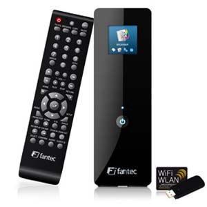 Fantec MM-FHDL NEtwork Audio/Video Player