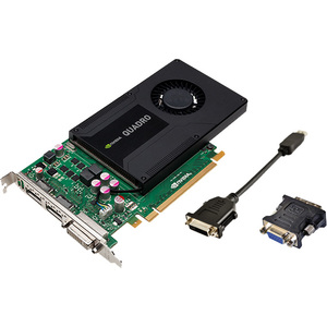 Nvidia Quadro K2000 PCIe 2gb Gddr5 DVI Dual Dp 1.2 Single Sl / Mfr. No.: Vcqk2000-Pb
