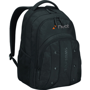 Swissgear Upload Backpack Blk Fits Most 16in Laptops Eol / Mfr. No.: 64081001