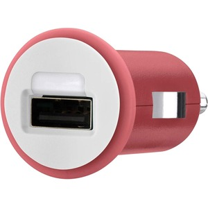 Mixit USB Car Charger Red 10w 2.1amp / Mfr. no.: F8J002TTRED