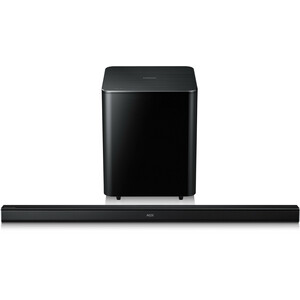 Samsung New 2.1 Channel Soundbar System with Wireless Subwoofer