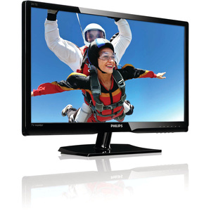 Philips LCD Monitor with Digital TV Tuner