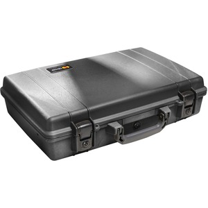 1490nf Black Notebook Hard Case No FAAm With Liner / Mfr. No.: 1490-001-110