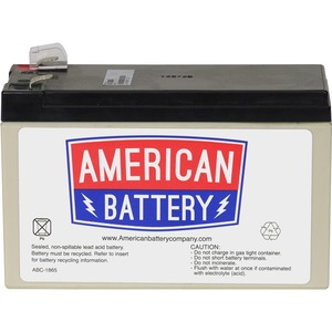 Rbc110 Ups Replacement Battery Apc Rbc 110 / Mfr. No.: Rbc110