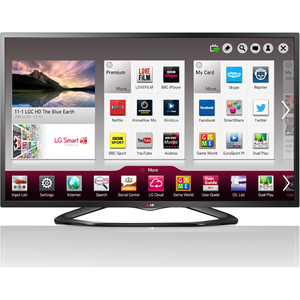 LG Smart TV with Built in Wi-Fi and Freeview HD
