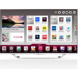 LG 55LA740V LED-LCD TV