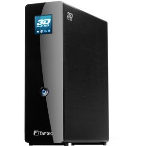 Fantec 3DFHDL Media Player 4TB