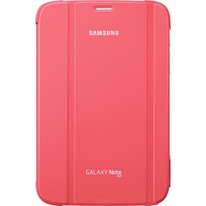 Pink Book Cover For Galaxy Note 8.0 / Mfr. No.: Ef-Bn510bpeguj