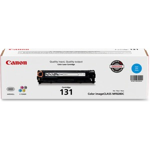 Crg 131 Cyan Toner Cartridge For Mf8280cw / Mfr. no.: 6271B001