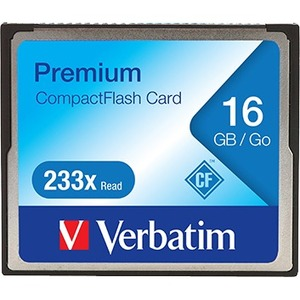 97982 16gb Premium Compact Flash / Mfr. No.: 97982