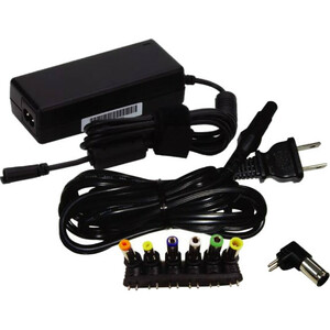 Retail 120w/19v Laptop Adapter With 9 Interchangable Tips / Mfr. No.: R-Fsp120AAc-R2