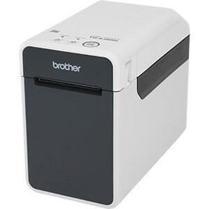 Brother TD-2120N Direct Thermal Printer - Monochrome - Desktop - Receipt Print