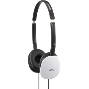 Colorful Over Ear Flat Headset In White / Mfr. No.: Has160w