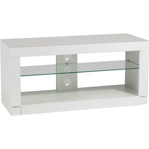 Cantabria Flat Screen TV Cabinet with Glass Top