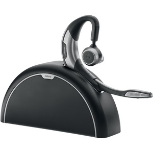 Jabra Motion Uc PlUSBt Headset With Travel Kit / Mfr. No.: 6640-906-105