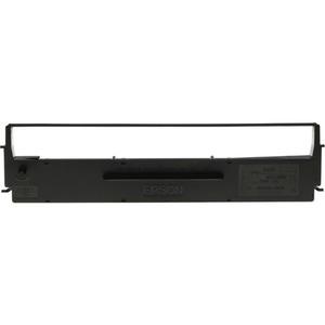 Ruban Epson Noir pour LQ300/LQ350 Jusqu'à 2,5 Millions de Caractères - S015633
